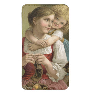 Mother and Child Galaxy S5 Pouch
