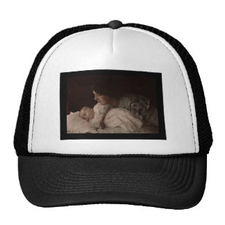 Mother and Child Hat