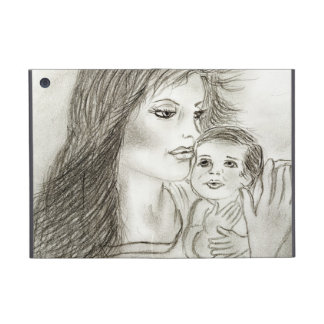Mother and child iPad mini cases