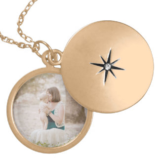 Mother and Child Locket