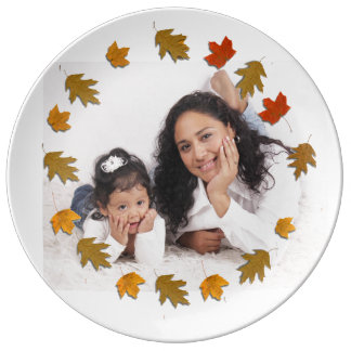 Mother and Child Plate