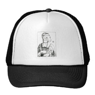 Mother and Child Trucker Hat