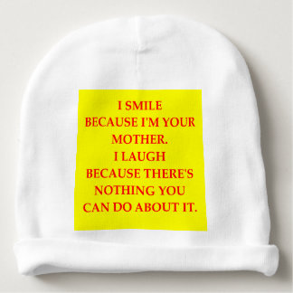 MOTHER BABY BEANIE