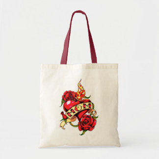 Mother Budget Tote Bag