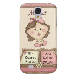 Mother Galaxy S4 Covers