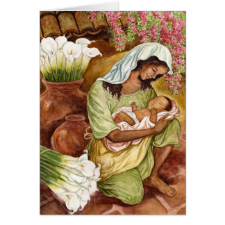 MOTHER & CHILD WITH CALLAS 1.8MB CARD
