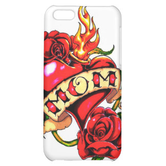 Mother Cover For iPhone 5C
