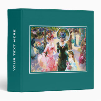 Mother & Daughters Painting Fine Art Gift Binders