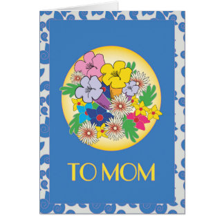 MOTHER DAY  GRETTING Card
