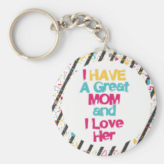 mother day keychain