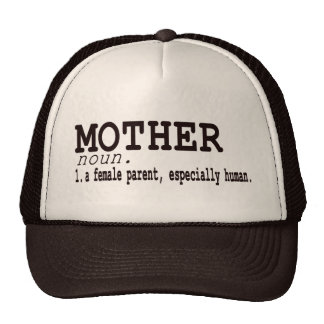 Mother Definition- Mother's Day Hat