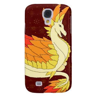 Mother Dragon Samsung Galaxy S4 Case
