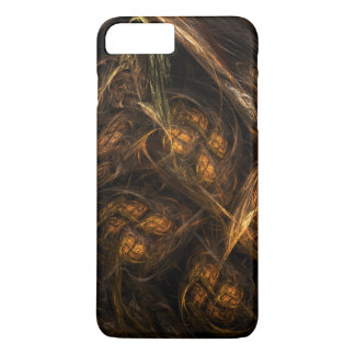 Mother Earth Abstract Art iPhone 7 Plus Case