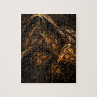 Mother Earth Abstract Art Puzzles