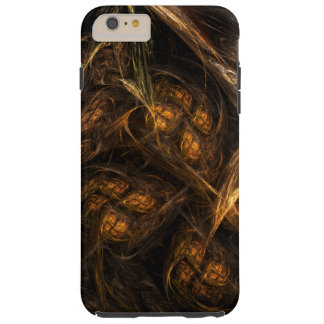 Mother Earth Abstract Art Tough iPhone 6 Plus Case