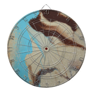 Mother Earth Dartboard