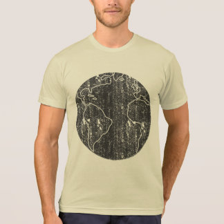 Mother Earth distressed Tshirts
