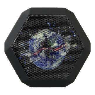 Mother Earth Explosion Black Bluetooth Speaker