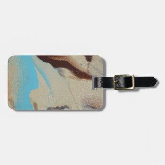 Mother Earth Luggage Tag