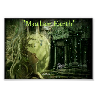 Mother Earth Posters