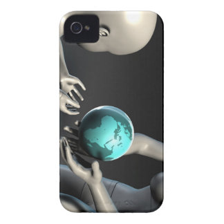 Mother Earth Providing To Her Children as Concept Case-Mate iPhone 4 Case