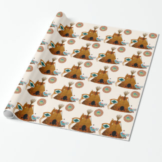 Mother Earth Wrapping Paper