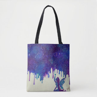Mother Galaxy Tote Bag
