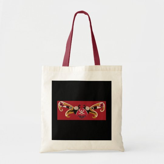 Mother Goddess Berehynia Spreads Her Wings Tote Bag