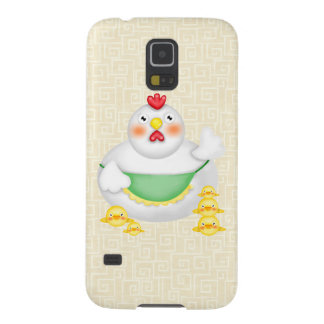 Mother Hen Galaxy S5 Cover