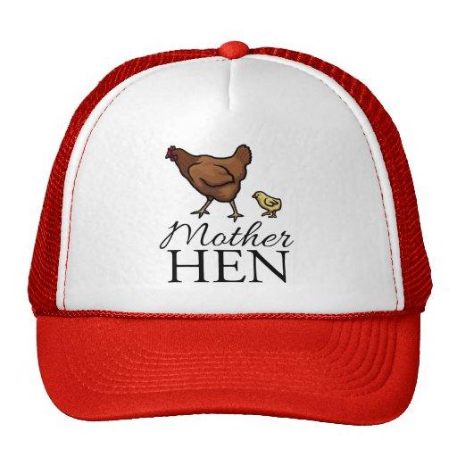 Mother Hen Hats