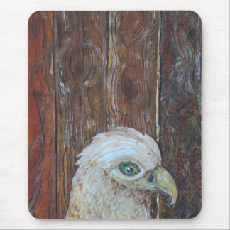 Mother Hen Mouse Pad