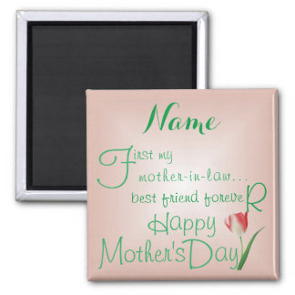MOTHER-IN-LAW - Best Friends Forever Magnet