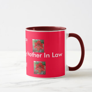 Mother In Law Day Mug