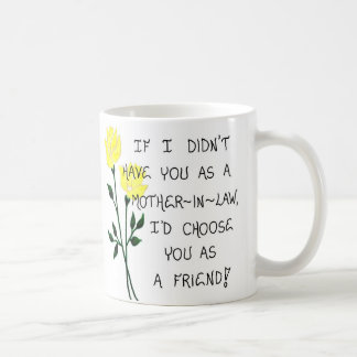 Mother-in-Law Gift Mug