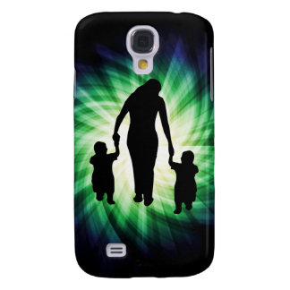 Mother & Kids; Cool design Samsung Galaxy S4 Cover