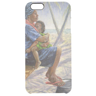 Mother Love 2003 Clear iPhone 6 Plus Case
