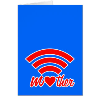 Mother Love Signal Card