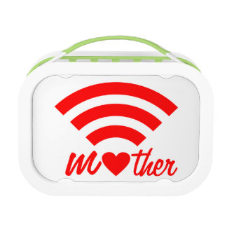 Mother Love Signal Lunch Box