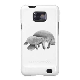 MOTHER MANATEES LOVE SAMSUNG GALAXY SII CASE