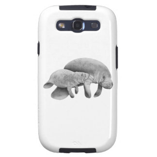 MOTHER MANATEES LOVE GALAXY SIII CASES