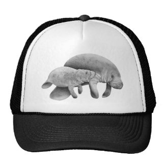 MOTHER MANATEES LOVE HAT