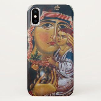 Mother Mary And Jesus Art Case-Mate iPhone Case