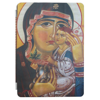 Mother Mary And Jesus Art iPad Air Cover