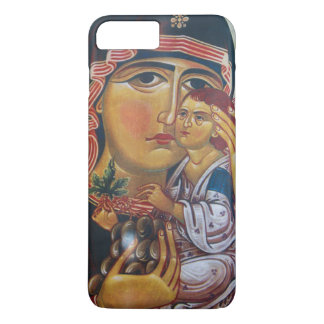 Mother Mary And Jesus Art iPhone 8 Plus/7 Plus Case