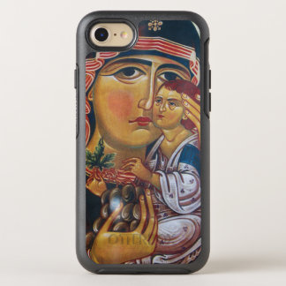 Mother Mary And Jesus Art OtterBox Symmetry iPhone 8/7 Case