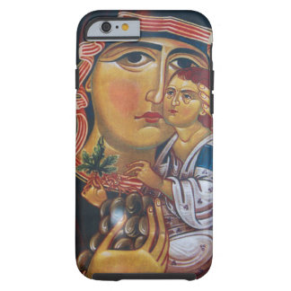 Mother Mary And Jesus Art Tough iPhone 6 Case