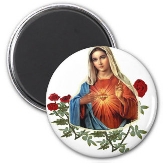 Mother Mary Gift Items Magnet