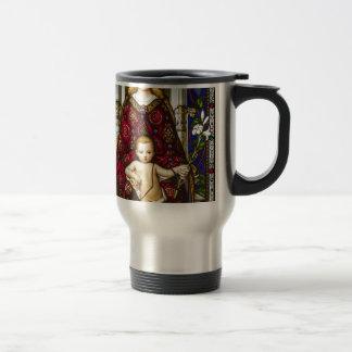 Mother Mary.jpg 15 Oz Stainless Steel Travel Mug