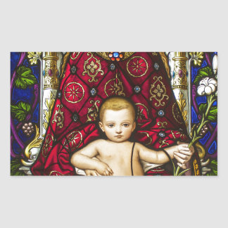 Mother Mary.jpg Sticker
