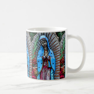 Mother Mary, Lady of Guadalupe Coffee Mug